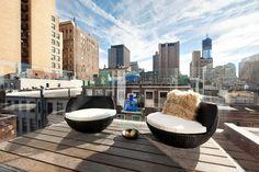 Beautiful Two Bedroom Duplex in Tribeca | HomeDSGN