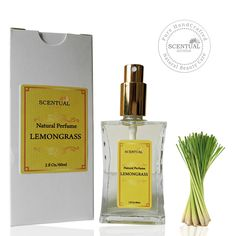 Shop now, natural lemongrass perfume oil hand blended with organic ingredients