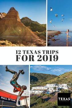 New ways to explore the Lone Star State in 2019.