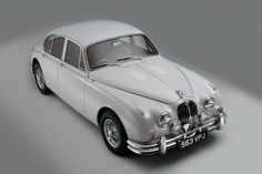 1962-1966 JAGUAR MKll 3.8-LITRE SALOON - Modified by John Coombs (Jaguar dealer) of Guildford, UK.