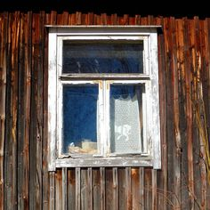 Old window in Finland. Kingdom Of Denmark, Scandinavian Countries, Wooden House, Finland, Norway, Frames, Photographs, Windows, Architecture