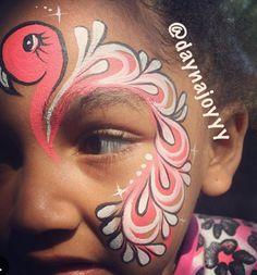 Animal Face Paintings, Animal Faces, Kids Fun, Cool Kids, Butterfly Fairy, Heart Art, Face Art, Paint Ideas, Fairies