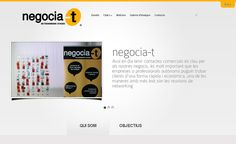 Web negocia-t - Eventos de Networking