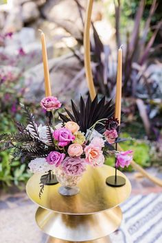 Vintage Modern Elegant Garden Wedding on Kara's Party Ideas | KarasPartyIdeas.com (33)