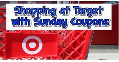 Using Sunday Coupons at Target: Moneymaker Milka Oreo + More - https://couponsdowork.com/2017/target-weekly-ad/using-sunday-coupons-at-target-moneymaker-milka-oreo-more/