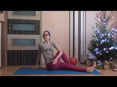Pilates mindenhol - január 8. - vasárnapi Pilatesvideó - Máté Noémi