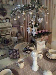 Weihnacht Frühstück Tisch