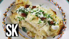 Ismét egy magyar klasszikus kaja következik. A túrós csuszát a gulyáshoz, a tojásos lecsóhoz, vagy a meggyleveshez hasonlóan nagymamátok és anyukátok tudja a legjobban elkészíteni, de azért érdemes vetni egy pillantást erre a verzióra is, nem fogtok benne csalódni... Konkrétan… Hungarian Recipes, Hungarian Food, National Dish, Other Recipes, Bon Appetit, Quiche, Cauliflower, Eggs, Healthy Recipes