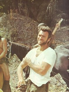 CE. Clint Eastwood Movie Star