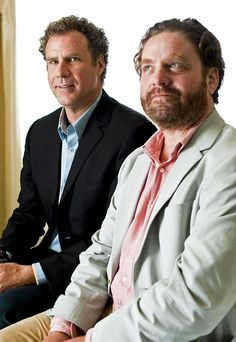 Will Ferrell & Zach Galifianakis
