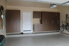 View the custom work done by the garage contractor team, EncoreGarage in New Jersey. We do garage cabinets, flooring, and more. Browse our gallery today! Garage Cabinet Systems, Garage Cabinets, Garage Doors, Garage Organization, Organization Ideas, Organizing, Custom Garages, Garage House, Jpg