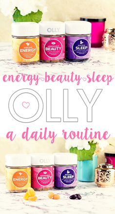 OLLY Daily Routine #HealthyHabits #ad