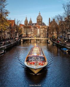 Netherlands, Amsterdam, Country, City, The Nederlands, The Netherlands, Rural Area, Cities, Country Music