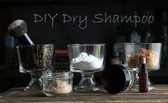DIY Dry Shampoo Recipes  Mommypotamus |