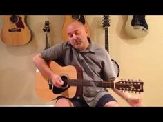 How to Play Small Town - John Mellencamp cover - Easy 4 Chord Tune - YouTube