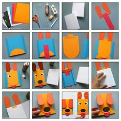 ikat bag: Pop-up Cards - Bday Cards, Kids Birthday Cards, Handmade Birthday Cards, Fun Crafts, Crafts For Kids, Paper Crafts Origami, Preschool Art, Pop Up Cards, Creative Cards