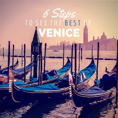 6 Steps to make the MOST of a day in Venice - The Overseas EscapeThe Overseas Escape