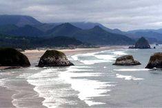 Astoria to Newport Beach: Oregon Coastal Vistas