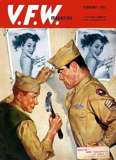 VGW Magazine (1953) Olmstead