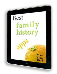 Video Biography Central: Shoot the Angry Birds: The 10 Best Family History iPad Apps