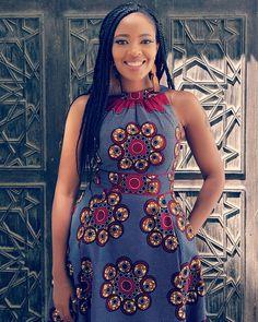 New Creative Ankara Styles you will love - fashionist now Ankara Styles For Women, Latest Ankara Styles, African Dresses For Women, African Attire, African Wear, African Outfits, African Style, African Beauty, Ankara Short Flare Gowns