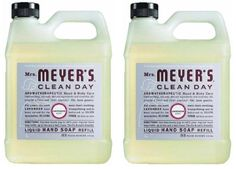 Mrs Meyers Clean Day Liquid Hand Soap Refill  Lavender  33 oz  2 pk *** Click image for more details.