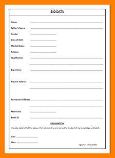 2 job biodata format pdf resume sections desktop in 2019 Biodata format Bio - Resume Template Ideas of Resume Template - 2 job biodata format pdf resume sections desktop in 2019 Biodata format Bio data Cv format Simple Resume Format, Job Resume Format, Resume Pdf, Resume Design Template, Invoice Template, Templates, Resume Format Free Download, Biodata Format Download, Bio Data For Marriage