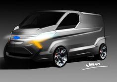 2013 Ford Transit Custom