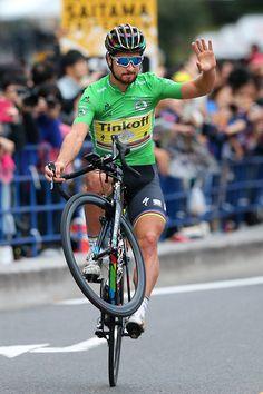 Peter Sagan wins TdF Saitama Criterium 2016  / ©Tim De Waele