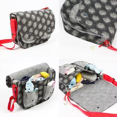 Schnittmuster Kita-Tasche