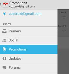Set alerts for Gmail categories on Android via @CNET | 07 Jun 2013