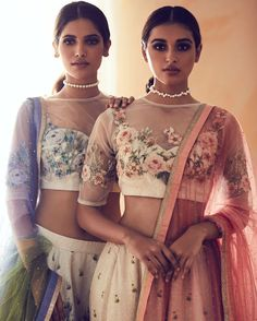 Latest and exclusive collection of designer bollywood inspired salwar kameez online. Buy Krystle Dsouza designer palazzo suit for festival and party. Indian Wedding Outfits, Indian Outfits, Indian Clothes, Bollywood, Lehenga Choli, Sabyasachi Lehengas, Bridal Lehenga, Indian Bridal, Bride Indian