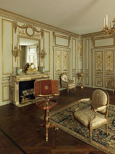 Boiserie From the Hôtel de Cabris ca. 1774 with later additions
