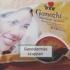 DXN Ganodermás szappan minden bőrtipusnak. #szappan, #ganoderma, #naturszappan,