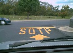 if you got a ticket for not SOTPing at this sign..you have a fighting chance