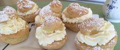 Classic German Cream Puffs Recipe – Windbeutel