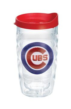 Chicago Cubs Wavy 10 OZ. Tumbler By Tervis
