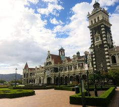 A Day in Dunedin! What to do in Dunedin, New Zealand for a say