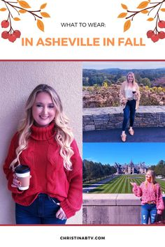 Asheville Travel Guide. Answering your question: What to wear in Asheville North Carolina in Fall! Fall inspiration outfits! #asheville #ashevillenc #fallfashion Best Fashion Blogs, Fashion Tips, Fashion Trends, Travel Fashion, Autumn Fashion, Autumn Inspiration, Style Inspiration, Pom Pom Sweater, Green Velvet Dress