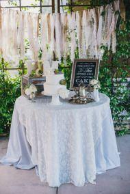 DIY Wedding Inspiration from Loveridge Photography + Carissa Cady + Hello Friday | Style Me Pretty