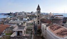Taranto-L'isola del Borgo Antico e panorama