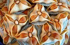 Trèfle aux amandes : hmmm des trèfles aux amandes - Recette patisserie orientale : Découvrez les patisseries orientales