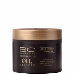 Schwarzkopf Professional BC Bonacure Oil Miracle Gold Shimmer Treatment…