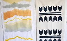 Print your own fabric from Maple Ash and Oak