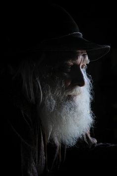 Recollections of a Mountain Man  Photo by erika haight -- National Geographic Your Shot