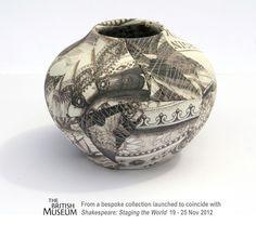 Ceramics by Zoe Hillyard