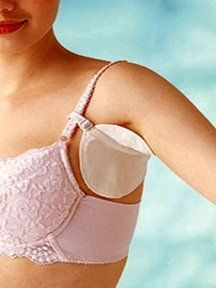 "Kleinert's - ""Ready Dress Shields Link onto Your Bra Straps - Style# 1113 Sewing Hacks, Sewing Tutorials, Sewing Patterns, Techniques Couture, Sewing Techniques, Diy Clothing, Sewing Clothes, Diy Fashion, Fashion Outfits"