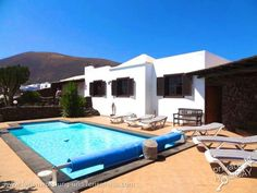 Villa mit Privatpool in La Asomada
