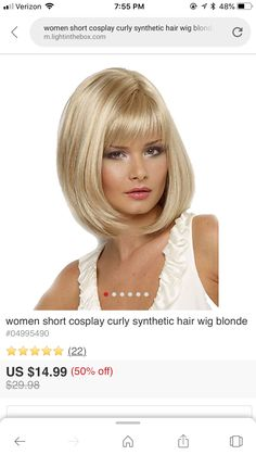 Amazon Gifts, Synthetic Hair, Wig Hairstyles, Wigs, Curly, Cosplay, Women, Lace Front Wigs, Woman