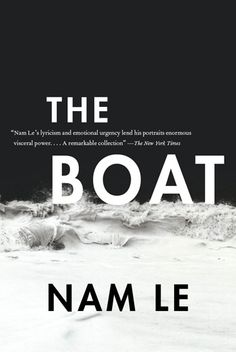 Short Story: The boat by Nam Lee. The title story directly relates to the author's family experience of escaping Vietnam in the seventies. Others are set in a world of drug lords and violence in Colombia, the countryside beyond Hiroshima just before the atomic bomb hits, and a couple are in modern day New York. Halflead Bay is set in a seaside town as a teenage boy deals with his mother slowly dying. This is a very assured collection of stories, each very much worth getting your teeth into.